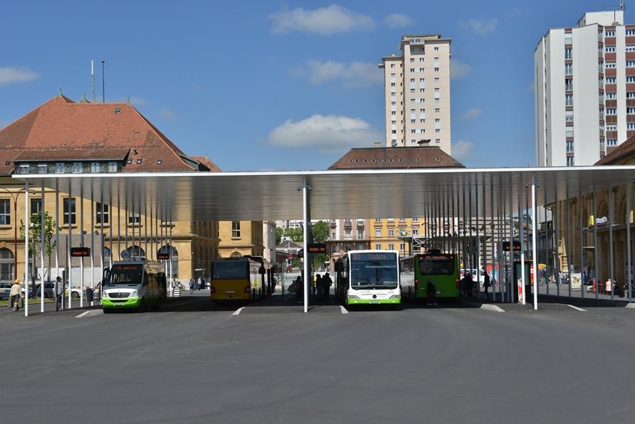 Place De La Gare La Chaux De Fonds